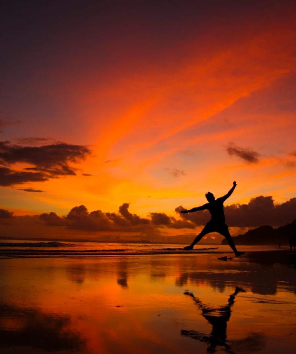 Travel De Andaman Sunset